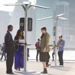 Street Charge stations