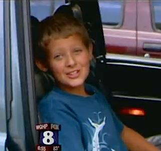 10yo boy steers family Car to safety-Fox8Vid