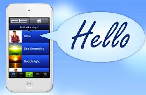 App helps stroke victims speak