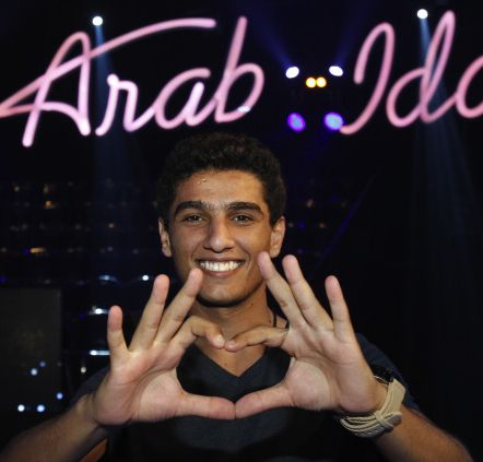 Arab Idol Mohammad Assaf