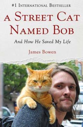 Bob the Street Cat book-cover