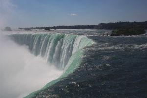 Canadian Niagra Falls