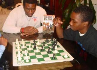 Chess teacher Orrin Hudson-FBphoto