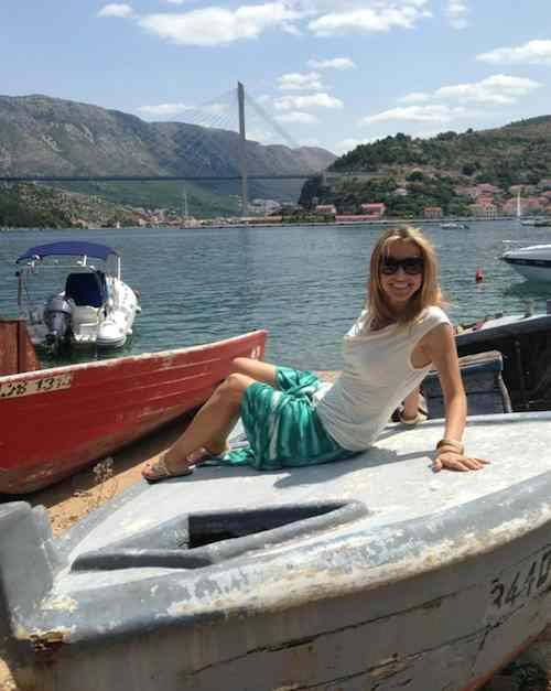 Croatia marina - by Helena Summer Medena