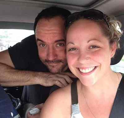 Dave Matthews picked up hitchhiking