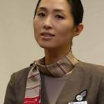 Flight attendant called hero Korean
