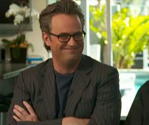 Matthew Perry- ABC News snippet