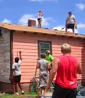 renovating youth group-Salkehatchie