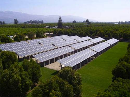 Photo- California Solar Initiative