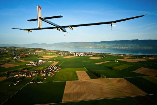 solar impulse photo