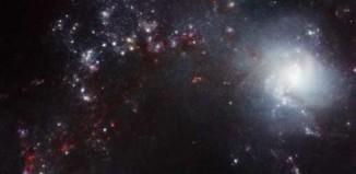 nebula from Gemini Observatory-AURA