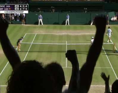 tennis Wimbledon 2013 final