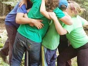 Camp Shomria for Israeli kids and Arabs