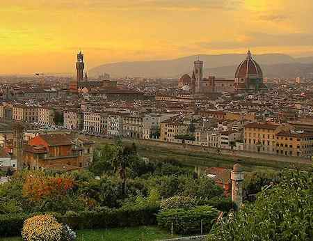 Florence, Italy by Stevehdc Flickr-CC
