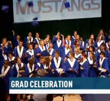 Grad celebration-CBCVid