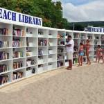 beach library Albena Bulgaria-unknown