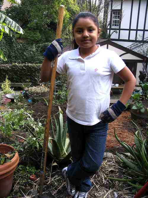 child gardening - whirledkid-CC-Flickr