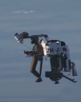 jet pack Martins Aircraft