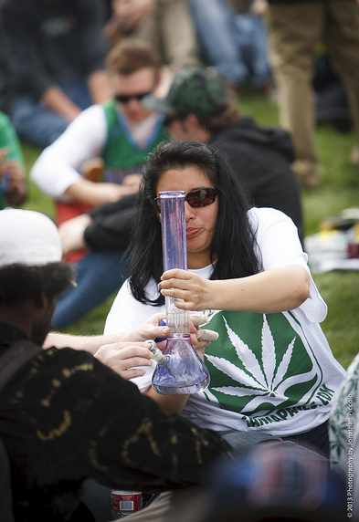 marijuana rally-Denver-2013-Jonathan Piccolo-CC