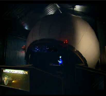 planetarium Kovac in Wisc-CBSvid