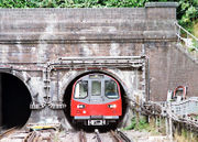Tube Trains London