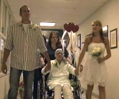 wedding in hospital-WPXI-video
