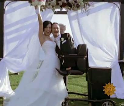 wedding photo-Nick Vujicic