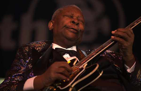 B. B. King in 2009 by Tom Beetz-CC