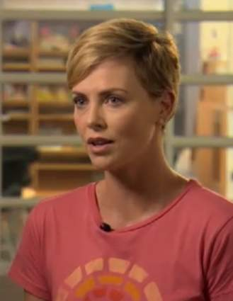 Charlize Theron-CNNvideo