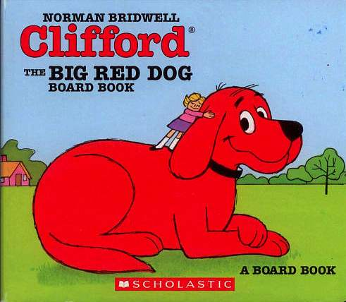 Clifford dog book