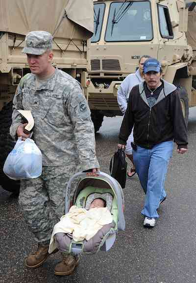 Colorado National Guard evacuation-CC-Guard-Flickr