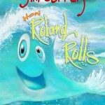 How Roland Rolls book cover