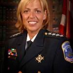 Police chief Cathy Lanier-wikipedia