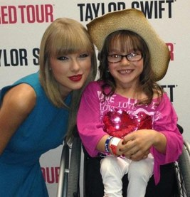 Taylor Swift Makes a Wish