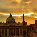 Vatican and St Peter's skyline - by Giampaolo Macorig-CC-Flickr
