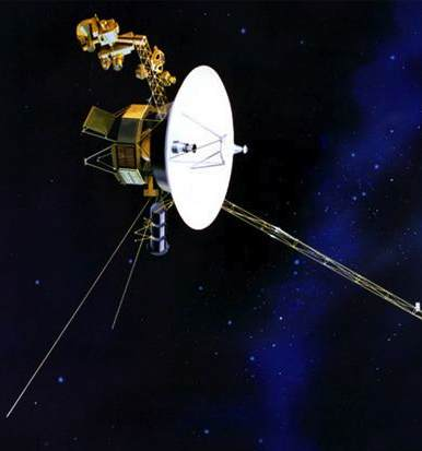 Voyager 1 space probe - NASA