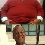 Weight loss 245lbs Marlon Gibson