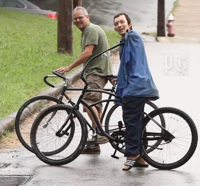 bicycle for armless-Pittsbugh Gazette video