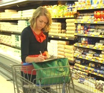 grocery shopping-Emily Graves-Yahoo Video
