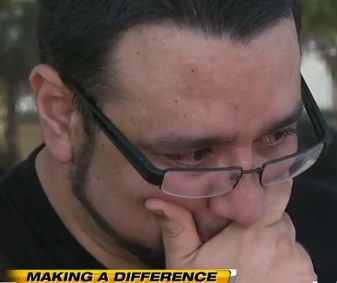 man overcome by kindness-KPRCvid