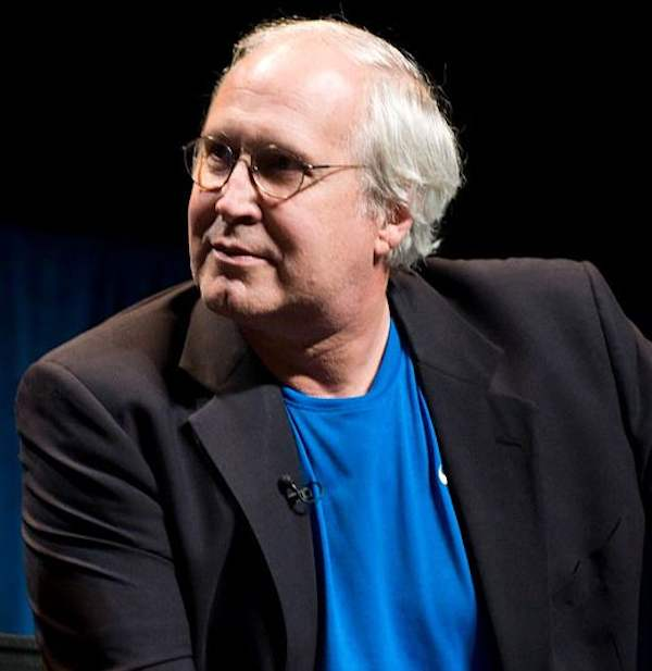 Chevy Chase in 2010 - by Jesse Chang-CC