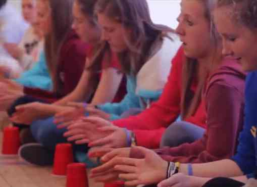 Cup song-Irish school