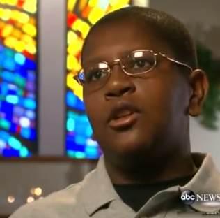 Davion Only church plea- ABC News Video