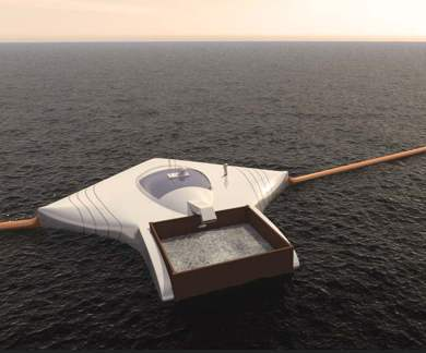 Ocean Array Plan-BOYANSLAT.com