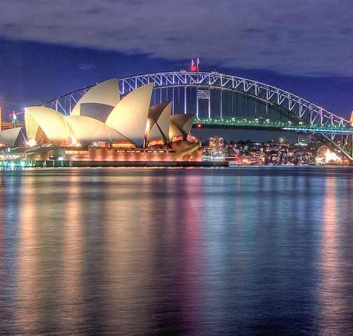 Sydney Opera House-Flickr -Hai Linh Truong , CC