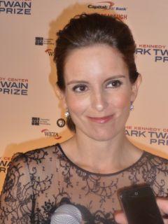 Tina Fey-Twain Prize 2013
