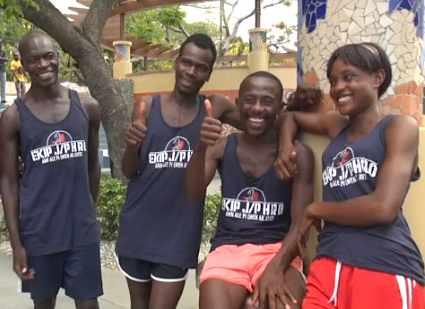 athletes from Haiti-NYMarathon-JP-HRO