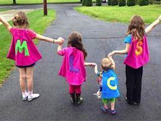 capes on kids-NBCvid