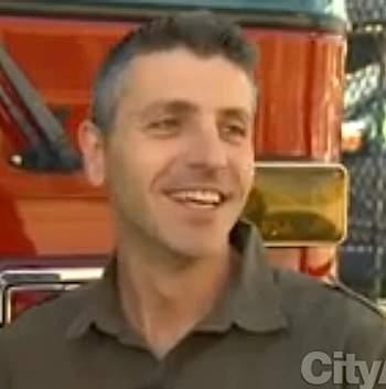 fireman helps honeymoon couple