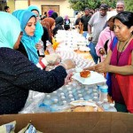 mosque feeds Dallas hungry-Masjid al Islam mosque